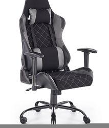 Кресло компьютерное геймерское Halmar DRAKE ткань