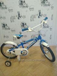 Велосипед Drag 16 Alpha аллюминевая рама