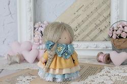Текстильная малышка