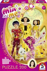 Пазлы  Мия и я Mia and Me Centopia & Onchao and Friends Puzzle Box