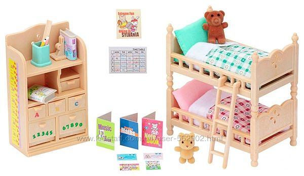 Sylvanian Families Детская спальня 4254 Дитяча спальня Epoch оригинал