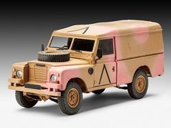 Revell British 4x4 Off-Road Vehicle SeriesIII 109 /LWB 135 03246R Италия
