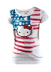 Качественная фирменная футболка Kitty