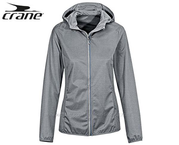 Ветровка куртка мембранная от немецкого бренда спортивной одежды Crane