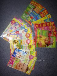 журналы о малышах