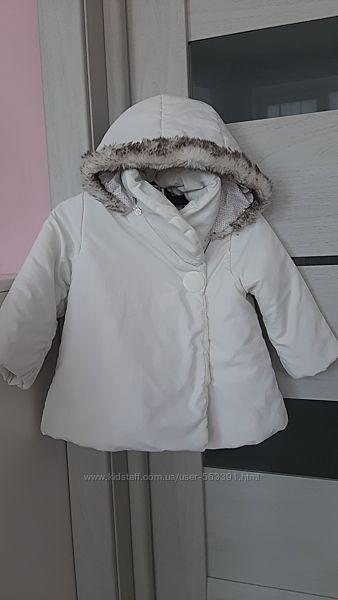 Курточка малышке 1-2года