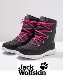 Jack Wolfskin утепленные ботинки р40 стелька 26, 3см Оригинал До морозов