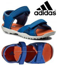 Adidas унисекс удобные сандалии идеальная фиксация и комфорт моющиеся