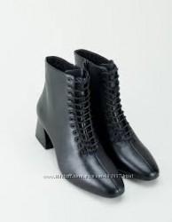 Ботинки кожаные кожаные VAGABOND  р. 38, 0