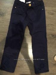 Бриджи летние штаны H&M 7-8y 128р.