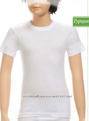 Белые бесшовные футболки, Турция