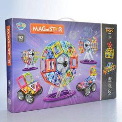 Магнитный конструктор Magnetic Sheet 92 детали LT4001