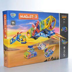 Магнитный конструктор Magnetic Sheet 96 деталей LT5001