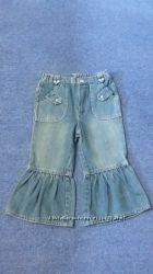 Мега стильные джинсы на 2 года 92 см Teeny Tiny