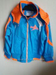 Курточка, ветровка для мальчика