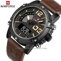Мужские спортивные часы Naviforce Life 9095 по супер цене Гарантия