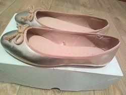 Новые балетки туфли Parfois 35 36 размер 22,5 см