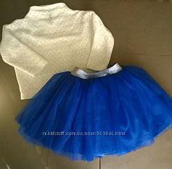 Фатиновая юбка .