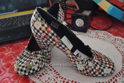 Классные туфли Rocket Dog оригинал 38, 39 текстиль в весенние