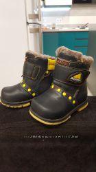 Ботинки сапожки шалунишка 11 см стелька зимние
