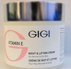 Gigi Распив Night & Lifting Cream GIGI Ночной лифтинг крем VITAMIN E