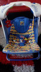 Мобильное кресло-качалка Fisher Price Делюкс