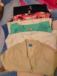 Пакет одежды для девочки 104 - 110