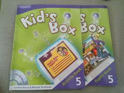 Kid&acutes box 5