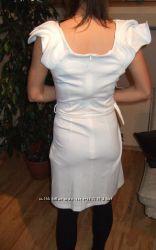 Платье Waggon белое