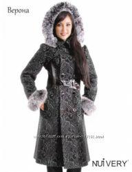 Зимнее пальто NUI VERY Verona