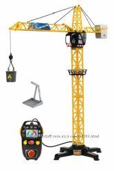 Подъемный кран на ду, 100 и 120см Dickie Toys Бесплатная доставка.