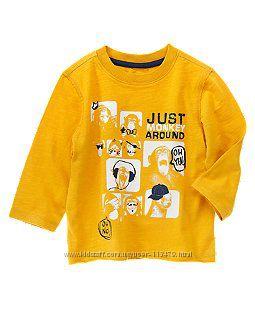 Футболки,  регланы,  поло, рубашки, худди, свитшоты на мальчиков 3-6 лет