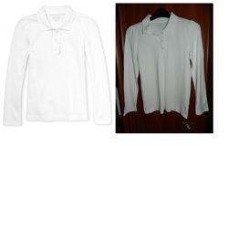 Поло, обманки, рубашки, блузки, кардиган для школьницы 7-11 лет