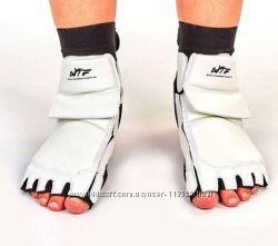 Защита стопы носки-футы WTF  BO-2601-W