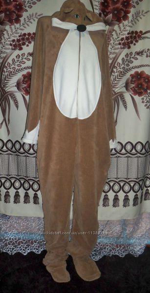 Фирменная новая пижама-слип Кигуруми Primark e9f5fe67f9f61