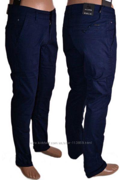 Фірмові стильні брюки LS. Luvans, р. 28, 30, 31, 32, 33 і 34.
