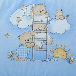 Комплект детского постельного белья детской постели