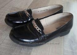 туфли школьные Tiranitos, размер 34, 22см
