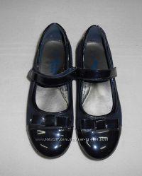синие туфли Magic Lady
