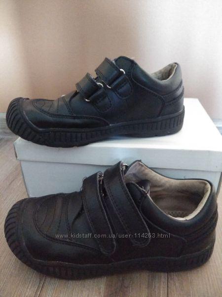 Кожаные туфли Vincent