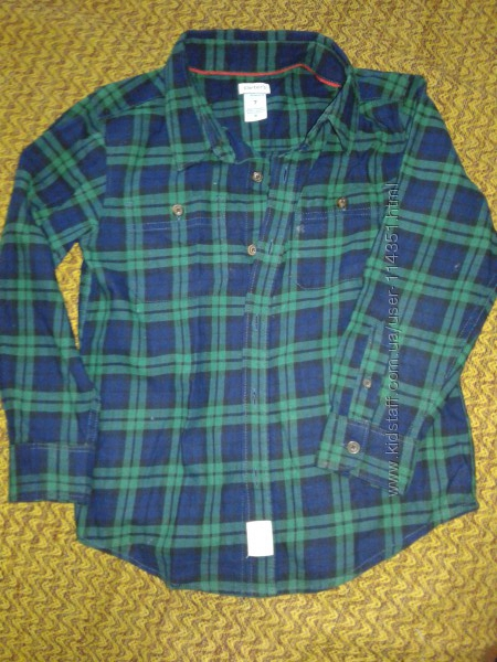Рубашка Carters