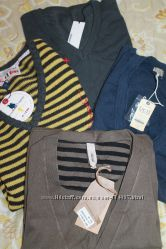 Жилетки мужские, пуловер и свитер.