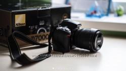 Nikon D 7000  kit 18-105mm