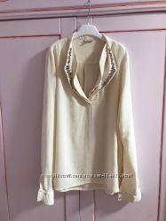 Рубашка блузка River Island Размер S-M 12