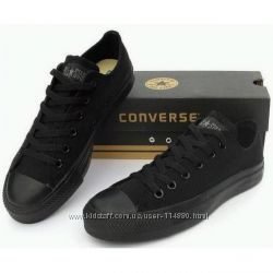 Кеды Converse All Star Full Black f77a223dce221