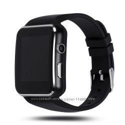 Умные часы Smart X6 Black