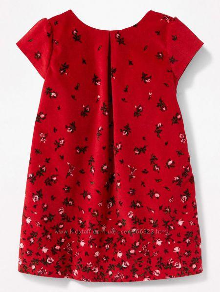 Нарядное платье для девочки Old Navy