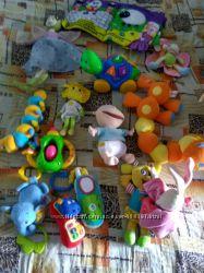 Погремушки, игрушки Фишер прайс