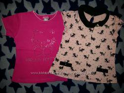 Футболки для девочки Matalan, Hello Kitty 3-4 года