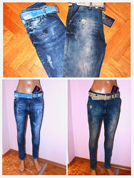 Женские и подростковые джинсы Турция, 26-32 р